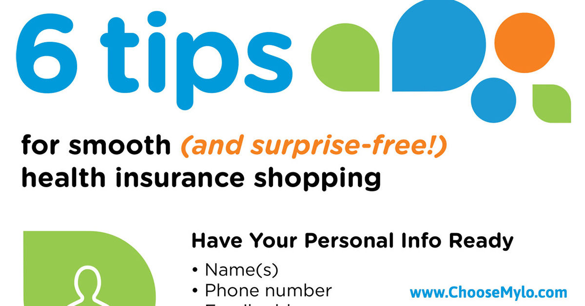 health insurance infographic tips open enrollment